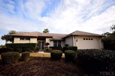 128 Westlee Ln, Palm Coast, FL 32164 - MLS#: 235645