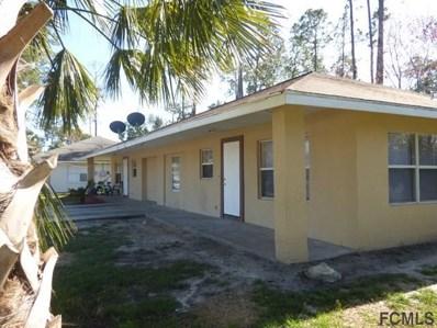 201 S Bacher St, Bunnell, FL 32110 - MLS#: 235959