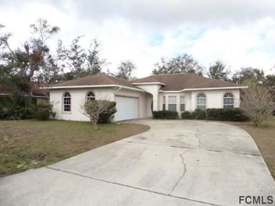 38 Farnum Lane, Palm Coast, FL 32137 - MLS#: 235993