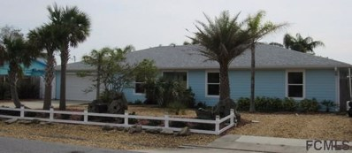 302 Palm Circle, Flagler Beach, FL 32136 - MLS#: 236012