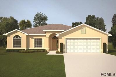 22 Pillar Lane, Palm Coast, FL 32164 - MLS#: 236156