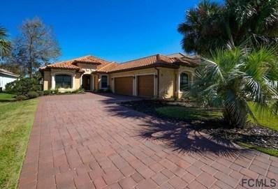 57 Riverwalk Dr S, Palm Coast, FL 32137 - MLS#: 236212