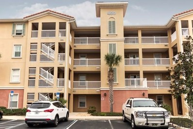 400 Canopy Walk Lane UNIT 422, Palm Coast, FL 32137 - MLS#: 236599