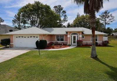 45 White Dove Ln, Palm Coast, FL 32164 - MLS#: 236738