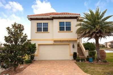 284 Yacht Harbor Dr, Palm Coast, FL 32137 - MLS#: 236760
