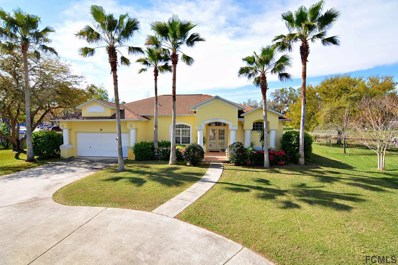 35 Carlson Lane, Palm Coast, FL 32137 - MLS#: 236780