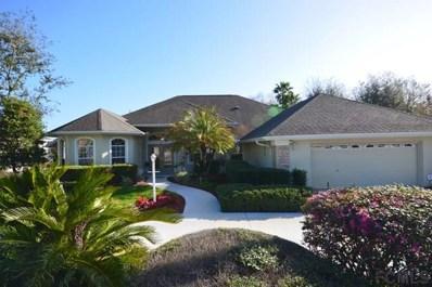 13 Lakeside Pl W, Palm Coast, FL 32137 - MLS#: 236916