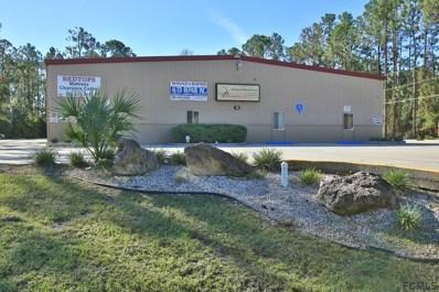 19 Hargrove Grade, Palm Coast, FL 32137 - MLS#: 236930