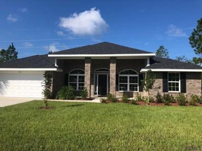 245 Underwood Trl, Palm Coast, FL 32164 - MLS#: 236933