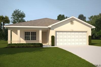 41 Park Place Circle, Palm Coast, FL 32164 - MLS#: 237572
