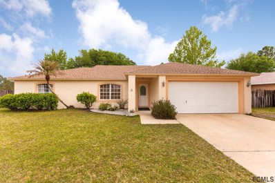 3 Ultra Place, Palm Coast, FL 32164 - MLS#: 237691