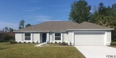 37 Kalamazoo Trail, Palm Coast, FL 32164 - MLS#: 237741