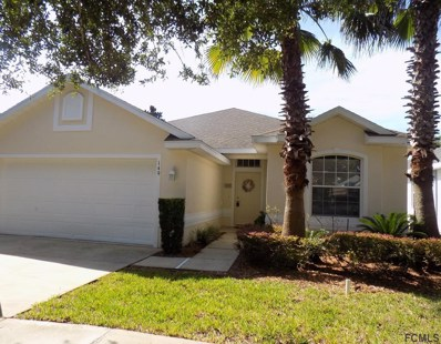 149 Waterside Pkwy W, Palm Coast, FL 32137 - #: 237873