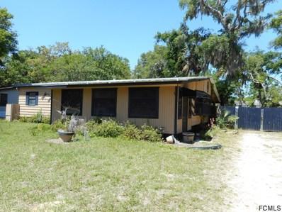 12 Sycamore St, Flagler Beach, FL 32136 - MLS#: 237919