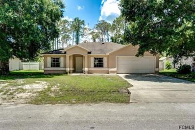 19 Port Royal Drive, Palm Coast, FL 32164 - MLS#: 237937