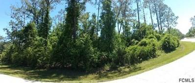 46 Zinnia Trail, Palm Coast, FL 32164 - MLS#: 237974