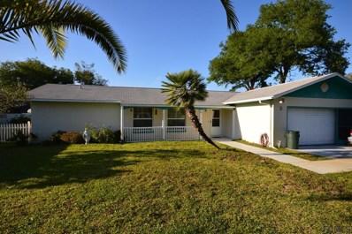 3 Felter Lane, Palm Coast, FL 32137 - MLS#: 238020