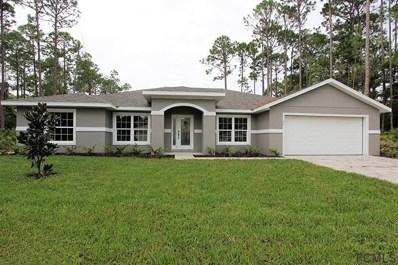 55 Bennett Ln, Palm Coast, FL 32137 - MLS#: 238072