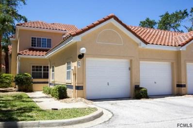 46 Captains Walk UNIT 46, Palm Coast, FL 32137 - MLS#: 238112
