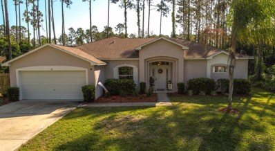 38 Botany Lane, Palm Coast, FL 32137 - MLS#: 238248