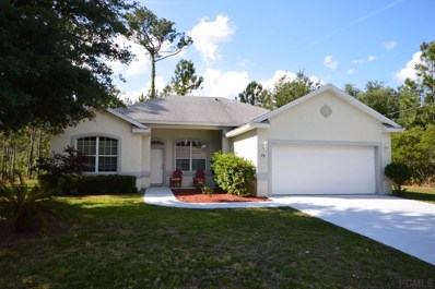 25 Seaton Valley Path, Palm Coast, FL 32164 - MLS#: 238281