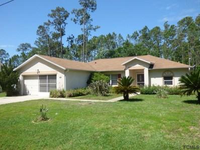 20 Poinbury Drive, Palm Coast, FL 32164 - MLS#: 238334