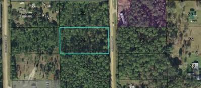 1820 Satinwood St, Bunnell, FL 32110 - MLS#: 238644