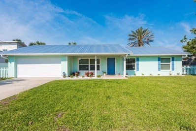123 Avalon Ave, Flagler Beach, FL 32136 - MLS#: 238656