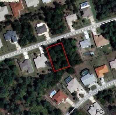 26 Pitt Lane, Palm Coast, FL 32164 - MLS#: 238663