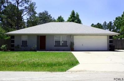 18 Radford Lane, Palm Coast, FL 32164 - MLS#: 238714