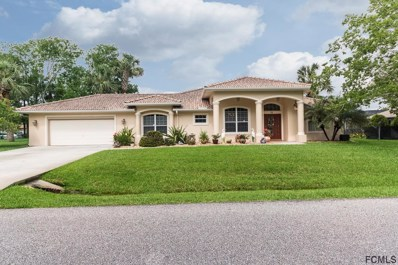12 Crossview Lane, Palm Coast, FL 32137 - MLS#: 238791