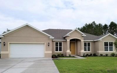 19 Brockton Lane, Palm Coast, FL 32137 - MLS#: 238892