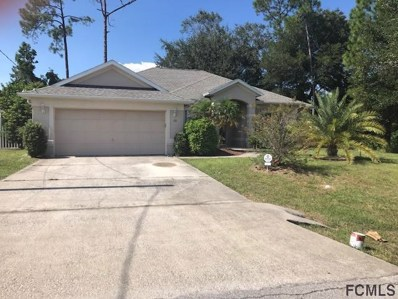 110 Forrester Pl, Palm Coast, FL 32137 - MLS#: 239040