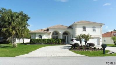 12 Fellowship Drive, Palm Coast, FL 32137 - MLS#: 239049