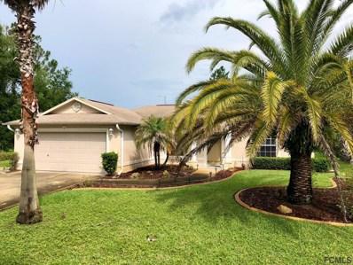 19 Brooklyn Lane, Palm Coast, FL 32137 - MLS#: 239194