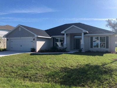 29 Fielding Lane, Palm Coast, FL 32137 - MLS#: 239218