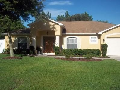 114 Burroughs Drive, Palm Coast, FL 32137 - MLS#: 239292