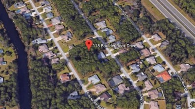 118 Boulder Rock Drive, Palm Coast, FL 32137 - MLS#: 239315