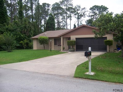 245 Boulder Rock Drive, Palm Coast, FL 32137 - MLS#: 239358
