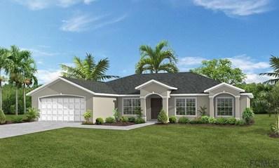 3 Sea Spiral Path, Palm Coast, FL 32164 - MLS#: 239391