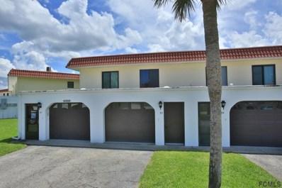 53 Ocean Palm Drive UNIT 53, Flagler Beach, FL 32136 - MLS#: 239444