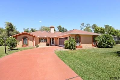102 Forest Hill Drive, Palm Coast, FL 32137 - MLS#: 239448