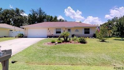 23 Farnum Lane, Palm Coast, FL 32137 - MLS#: 239515