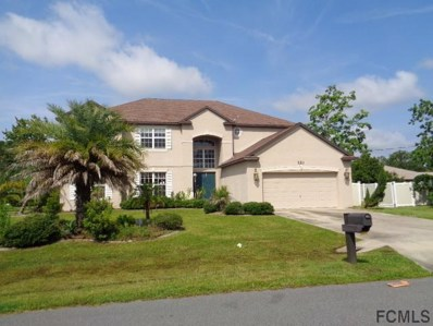 161 Beachway Dr, Palm Coast, FL 32137 - MLS#: 239530