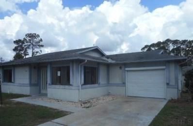 49 Fortress Place, Palm Coast, FL 32137 - MLS#: 239573