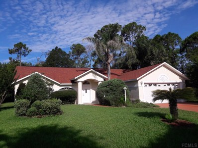 124 Foster Lane, Palm Coast, FL 32137 - MLS#: 239589