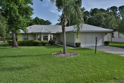 12 Fenwick Lane, Palm Coast, FL 32137 - MLS#: 239633