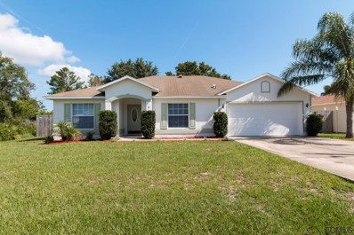 8 Firethorn Lane, Palm Coast, FL 32137 - MLS#: 239803