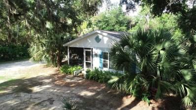 5696 N Ocean Shore Blvd, Palm Coast, FL 32137 - #: 239854