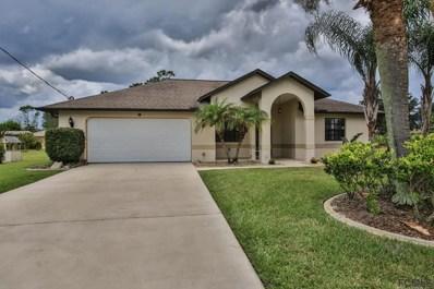 18 Fairchild Lane, Palm Coast, FL 32137 - MLS#: 240201